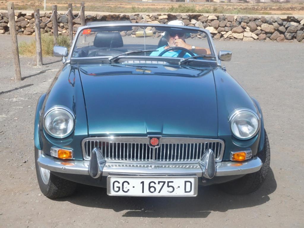 My new love in the Fuerteventura sun - still on honeymoon !!