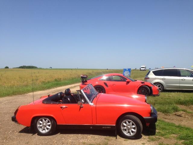 Who needs a Porsche!