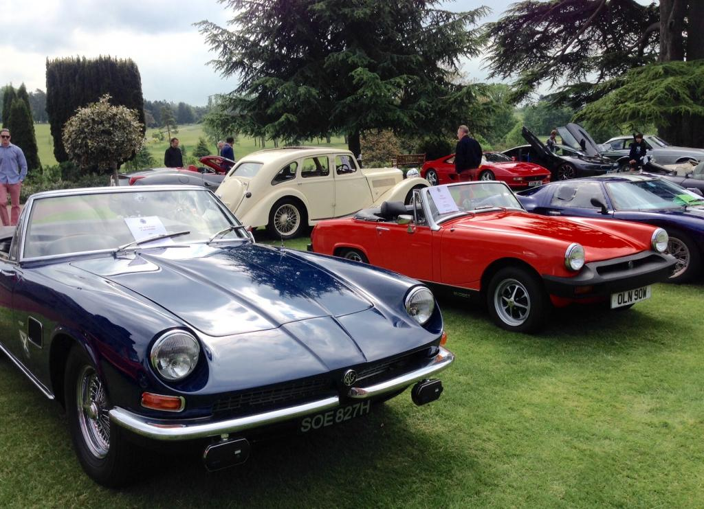 RAC club Summer Drive-In 2015